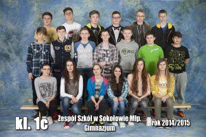 klasa 1C PG