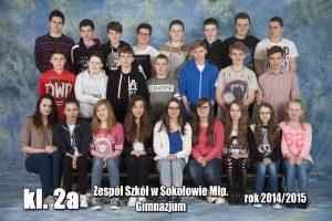 klasa 2A PG