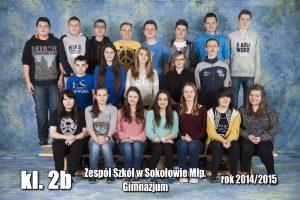 klasa 2B PG