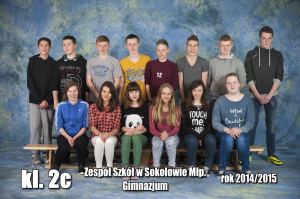 klasa 2C PG