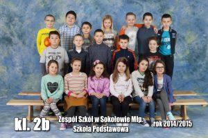 klasa 2b SP