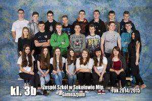 klasa 3B PG