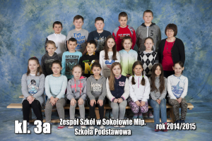 klasa 3a SP