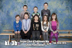 klasa 3b SP