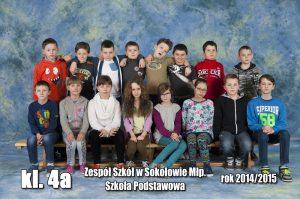 klasa 4a SP
