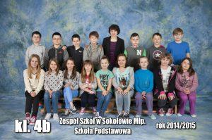 klasa 4b SP