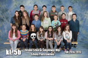 klasa 5b SP