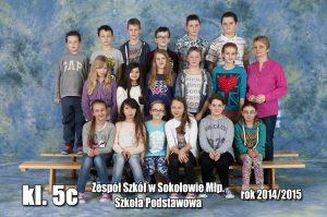 klasa 5c SP