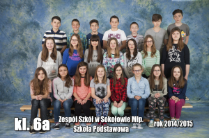 klasa 6a SP