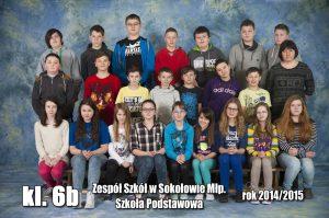 klasa 6b SP
